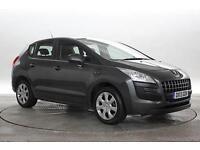 2013 (13 Reg) Peugeot 3008 1.6 Access Met Grey MPV PETROL MANUAL