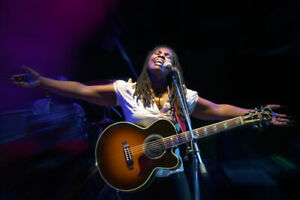 4 tix to RUTHIE FOSTER Jazz/Blues Thurs May 2