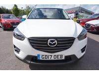 2017 Mazda CX-5 Sport Nav 2.2d 175 AWD Automatic Diesel Estate