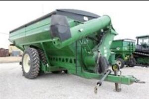 Brent grain buggy