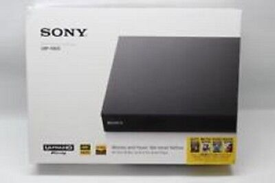 Sony UBP-X800 4K UHD Wi-Fi Blu-ray Disc Smart Player Bluetooth HDMI UBPX800