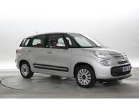2014 (14 Reg) Fiat 500L 1.3 M-Jet Pop Star MPW Mineral Grey MPV DIESEL MANUAL