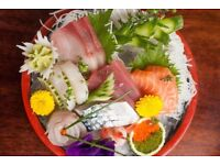 Sushi Chef in South East London