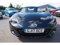 2017 Mazda MX-5 RF 2.0 Sport Nav 2dr Manual Petrol Convertible