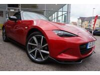2016 Mazda MX-5 2.0 Sport Recaro 2dr Manual Petrol Convertible