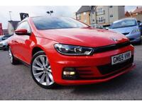 2016 Volkswagen Scirocco 2.0 TDi BlueMotion Tech GT 3dr Manual Diesel Coupe