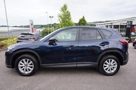 2014 Mazda CX-5 2.2d SE-L Nav 5dr Manual Diesel Estate