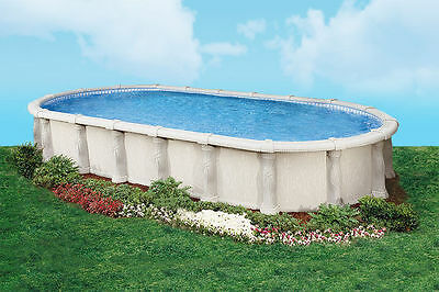 The most popular above ground pools ebay for Most popular above ground pools
