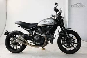 Ducati Scrambler (price drop)