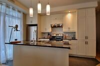 CONDO MEUBLE &EQUIPPE LUXUEUX NEUF 2-3CAC/FURNISHED CONDO 2-3BDR Laval / North Shore Greater Montréal Preview