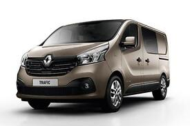 Renault Trafic 1.6 dCi (EU6) SWB 120ps Sport Crew Cab 6 Seat - £219 P/Month