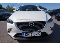 2017 Mazda CX-3 1.5d Sport Nav 5dr Manual Diesel Hatchback
