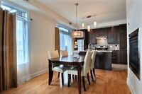Condo Meuble & Equipe Luxueux Neuf 2-3CAC/Furnished Luxury  2-3B Laval / North Shore Greater Montréal Preview