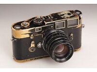 Looking for Leica Rangefinder camera m series film camera