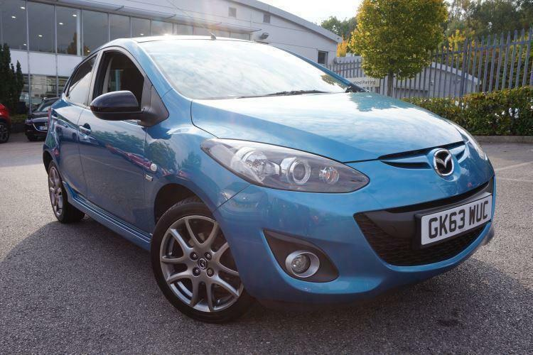 2013 Mazda 2 1.3 Venture Edition 5dr Manual Petrol Hatchback