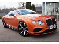 2016 Bentley Continental GT Convertible 4.0 V8 S Mulliner Driving Spec Automatic