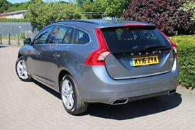 2016 Volvo V60 D5 (163) Twin Engine Hybrid AW Automatic Diesel/Electric Estate