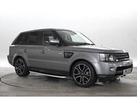 2012 (62 Reg) Land Rover Range Rover Sport 3.0 SDV6 SE Met Grey DIESEL AUTOMATIC