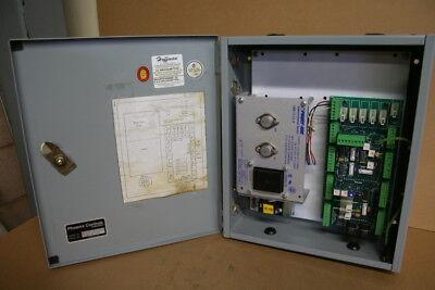 Make Up Air Control Panel For Ventilation Systems Phoenix Controls Mac223p-poc