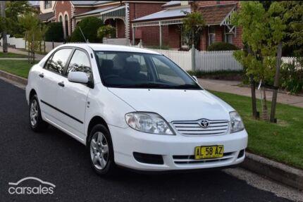 Wanted: 2006 Toyota Corolla sedan auto