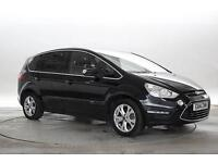 2014 (14 Reg) Ford S-Max 1.6 Panther Black MPV DIESEL MANUAL