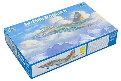 Trumpeter 9362277 Suchoi Su-25 Frogfoot-B 1:32 Kampfflugzeug Modellbausatz