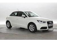 2012 (12 Reg) Audi A1 1.6 TDi 105 SE Sportback Amalfi White 5 STANDARD DIESEL MA