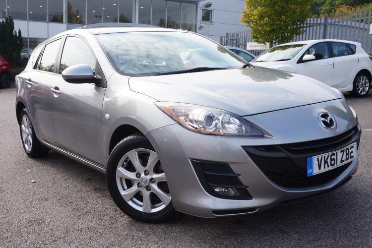 2012 Mazda 3 2.0 TS2 Automatic Petrol Hatchback
