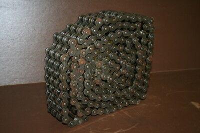 Roller chain ANSI 60-3 x 10 ft  triple row Acme USA Unused
