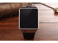 BrandNew★SMART WATCH★with Camera SIM & Card slot for iPHONE or ANDROID