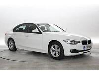 2013 (13 Reg) BMW 320i 1.6 EFFICIENTDYNAMICS Alpine White PETROL MANUAL