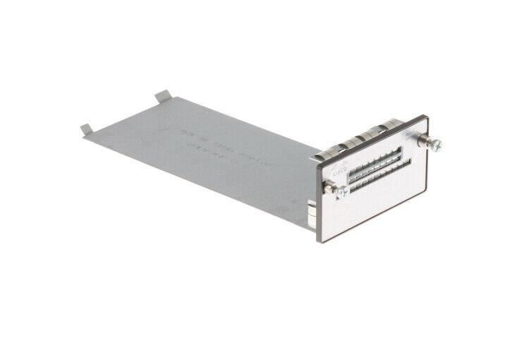 Cisco 3560-X/3750-X Series NM Slot Cover/Blank, C3KX-NM-BLANK=, Lifetime Wty