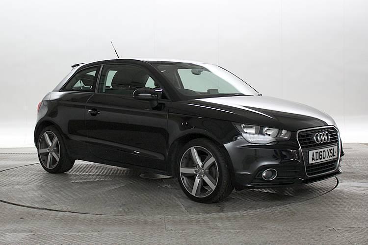 2010 60 reg audi a1 1 6 tdi 105 sport black 3 standard diesel manual in west london london