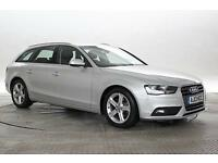 2013 (13 Reg) Audi A4 2.0 TDie 163 SE Technik Avant Silver ESTATE DIESEL MANUAL