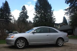 2003 Honda Civic si Coupe (2 door)