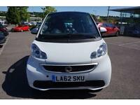 2012 Smart ForTwo Passion mhd 2dr Softouch Automatic Petrol Coupe