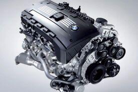 BMW 318d diesel recon engine