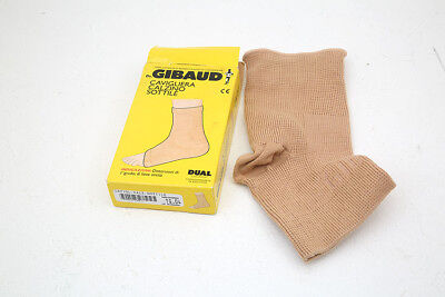 Gibaud Size 3 Ankle Support Sleeve for Injury Pain Sprain Strain Running Sport
