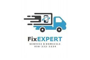 FixExpert - Service à domicile