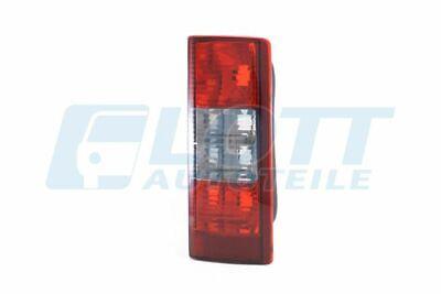HECKLEUCHTE rechts für OPEL CORSA C 09/00-12/09 rot/'rauch', ohne Lampenträger,