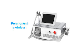 Portable Diode Laser 808nm Depilation Hair Removal Machine