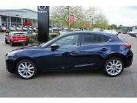 2017 Mazda 3 2.0 Sport Nav 5dr Auto 42016 Automatic Petrol Hatchback