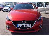2015 Mazda 3 2.2d Sport Nav 5dr Manual Diesel Hatchback