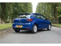 2016 SEAT Ibiza 1.2 TSI 90 FR Technology 3dr Manual Petrol Hatchback