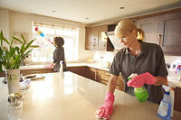 Hiring Part Time Experienced Cleaners