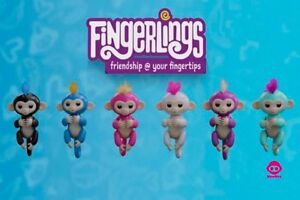 Fingerlings Authentic WowWee All Colours UNICORNS NOW AVAILABLE