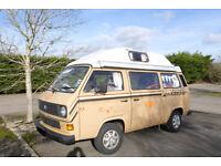 Classic VW T25 Caravelle Campervan for sale