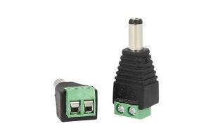 2-PCS-Conectores-Convertidores-de-Desde-Terminales-Vid-a-Cable-De-Alimentacion