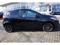 2015 Mazda 2 1.3 Black Edition 5dr Manual Petrol Hatchback