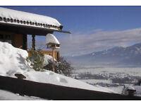 Chalet close to the ski-run ain Austria